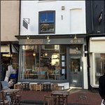We are an independent local deli café and evening restaurant located in the North Laines, Bright