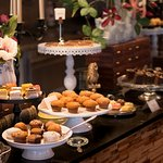 Create your own favorite high tea