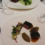 Restaurant Le Pier - Cuisine gastronomique - Hotel L'Aigle des Neiges Val d'Isère - Bien mangé
