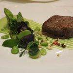 Restaurant Le Pier - Cuisine gastronomique - Hotel L'Aigle des Neiges Val d'Isère - Rumsteack