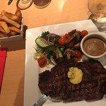 Steak from lastnight. Amazing!