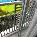 """Скромный """"балкон""""."""