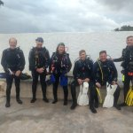 Ready for Shore Dive