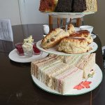 Lovely afternoon tea. And owner very friendly and welcoming will definitely be back