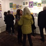2017 Opening Reception Gathering Woodstock Women