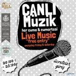 Canlı Müzik   Live Music