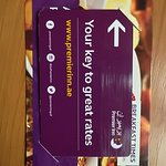 Nice key card