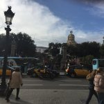 Foto van Plaza de Cataluna