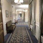 Couloir étage chambre