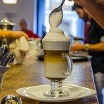Carta completa de Cafés Especiais