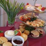 Fabulous afternoon teas..... £11 per head