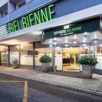 City Hotel Biel Bienne Aussenansicht