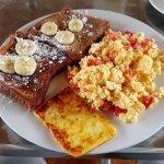 Breakfast sample