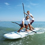 Ecole de stand up paddle Wave school La Tranche sur mer