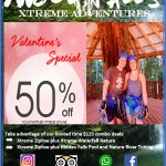 Angel Falls Xtreme Adventures Valentines Promotion 2018