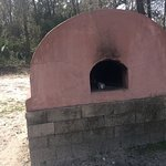 the first bread oven in Florida