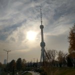 Photo of Tashkent TV tower