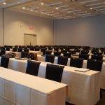 Anchusa Ballroom set up classroom