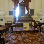 Old House Chamber with mace