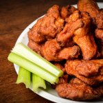 Our Buffalo Wings are the best
