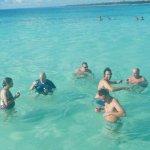 Pause Cuba Libre dans les piscines naturelles.