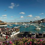 What a view of St Aubin
