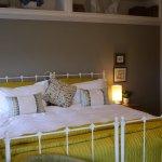 Dittisham Room made up as SuperKing Bed