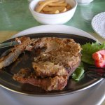 Thunfisch-Steak