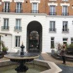 Photo de Hôtel Villa Modigliani