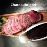 Chateaubriand for two to share
