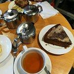 Foto de Bodnant Garden Pavilion Tearooms