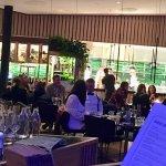 飯店餐廳!