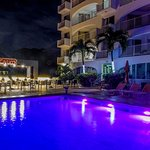 Infinity Pool and El Cayuco Bar