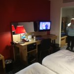 This a fantastic hotel to stay, was my mum's 69th birthday and we've been to York a lot. The roo