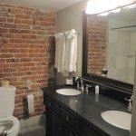 Two sink bathroom
