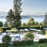 Photo de La Réserve Genève - Hôtel and Spa