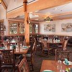 Obsidian Room - Old Faithful Snow Lodge - Yellowstone NP