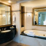 Bathroom in our Superior Suite