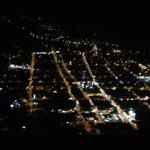 Vista de la ciudad de Baños desde el mirador!!!