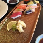 セドナでお寿司。本店はフラッグスタッフにあるそうです。