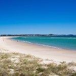 Facing North towards Surfers Paradise