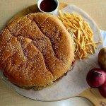 Jaw Breaker Burger