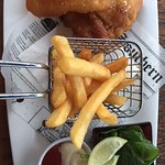 Fish & Chips at Thirty30