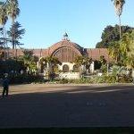 the Botanical Building