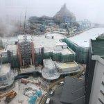 Fox theme park under construction