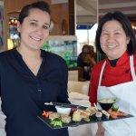 Nouveauté 2018 : les sushis faits maison avec les poissons frais de l'Albert 1er