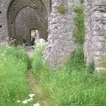 Arches within Arches, Hore Abbey, Cashel