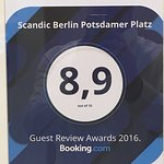 Photo of Scandic Berlin Potsdamer Platz