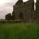 Ruins of Hore Abbey Cashel