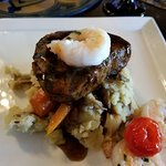 Steak and Shrimp entree